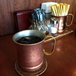 カフェサルーン雅 - アイスコーヒー