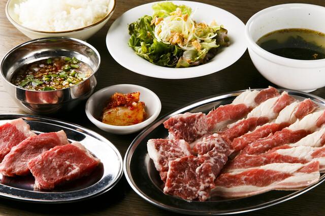 熟成焼肉 肉源>