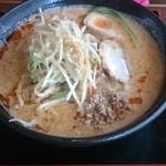角田製麺 - 黒ゴマ担々麺