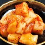 白菜キムチ/カクテキ