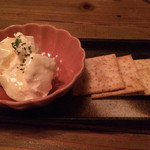 吉﨑食堂 - クリームチーズ