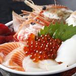 魚の棚食堂 - 日替わり丼