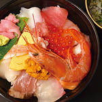 魚の棚食堂 - 特選海鮮丼