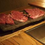 39228973 - お肉は本当に美味しい。