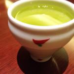 まるや本店 - 深むし緑茶(*´ `*)