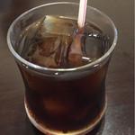 グリル若 - アイスコーヒー