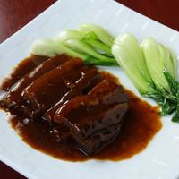 ばんちゃん酒房 - 噂の上海風☆濃厚な豚の角煮