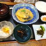 御藩亭 - 6.鯖味噌煮