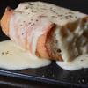 とろとろ匠味噌チーズのあったかクロスティーニ