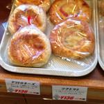 市川パン - 料理写真: