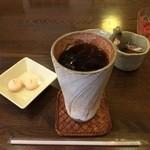 南部珈琲 - トラジャの限定水出しコーヒー(480円)
