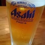 農家庄 - 生ビール