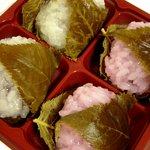 河岡食品 - 料理写真:桜餅