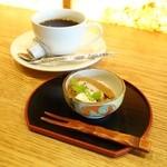 銀杏 - 2015年1月 ランチ(舞妓飯)のデザート