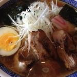 和食 たかむら - まぐろラーメン
