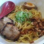ら~めん からしや - からし麺(並)2015.6.22