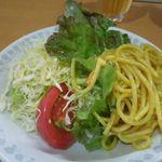 洋食おがわ - 小サラダ