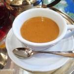 ブリティッシュ インディアン カフェ1930 - マサラミルクチャイ