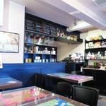 ブリティッシュ インディアン カフェ1930 - 店内2