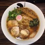 ちょぼいち - 鶏がら醤油    650円