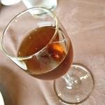 涵梅舫 - 亀魚酒。スッポンのエキス入り。だそうな。