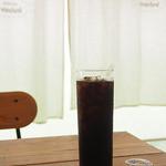 TRATTORIA Infante - アイスコーヒー