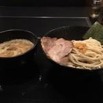 一恵 - つけ麺 醤油+チャーシュー