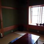 天心 - 店内の個室