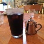 テージャスランチ - アイスコーヒー400円