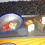 牛玄亭泰庵 - 海鮮 ・ 野菜 ・サガリ