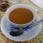 紅茶専門店ハーヴェスト - ミルクティ