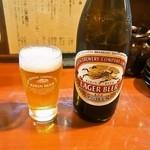 博多ラーメン 心 - ビール