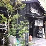 岡本とうふ店  - 入口