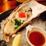 無垢とうや - 岩牡蠣