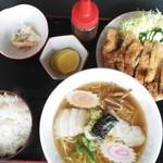 菊乃家 - 菊の家定食