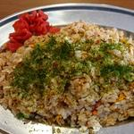 深川食堂 - 料理写真:しょうゆ味のおいしい焼き飯