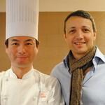 ケンズカフェ東京 - ドモーリ創始者ジャンルーカ・フランゾーニ