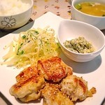 ジミーズパラダイス - 本日の日替り定食 【鶏肉の醤油風味焼き】