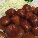 信誠飯店 - 肉団子