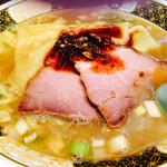 すごい煮干ラーメン凪 - 煮干しラーメン