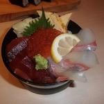 39255049 - 三色丼(税込み:1500円)