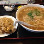 39255199 - 酸辣湯麺定食