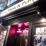 Music Bar Teen Spirits - 入口ちょっとわかりにくたん・・