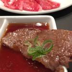 39257929 - お肉もタレもあっさり目で美味しかったです。