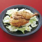 Kevin's Dining 6 - 鳥丸揚げハーフサイズ