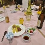 39259373 - 再訪:天ぷら・刺身・ワイン