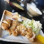 喫茶 ボトム - 料理写真:A(チキンソテー定食