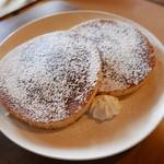 ダバダバ - プレーンパンケーキ