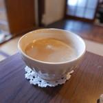 ダバダバ - ミルクコーヒー(ホット)