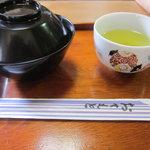 遅歩庵 いのう - 漆器、茶碗、お盆、すべて江戸時代製